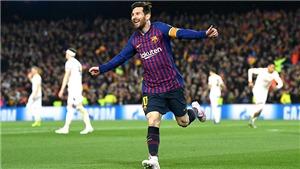 Chào Ronaldo, Messi đang hướng đến Quả bóng Vàng thứ 6