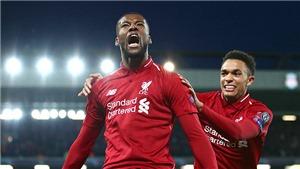 Liverpool sống lại nhờ những siêu anh hùng Wijnaldum và Origi