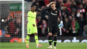 Barcelona: Nạn nhân điển hình của Champions League