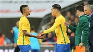 Số 9 của Brazil: Jesus hay Firmino?