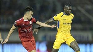 TPHCM quyết tâm phá dớp không thắng Thanh Hóa tại V League