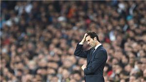 Real Madrid bế tắc trên đường tìm lối thoát