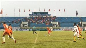 Trọng tài lại gây ra tranh cãi ở vòng sơ loại Cup quốc gia
