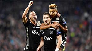 Vũ khí của Ajax: Năng lượng của những người trẻ