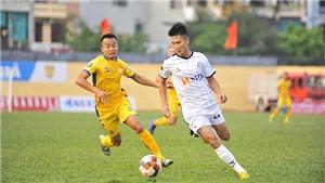 Bị cầm chân, Thanh Hóa xuống bét bảng V-League 2019