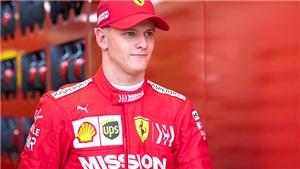 Schumacher con dưới cái bóng của người cha