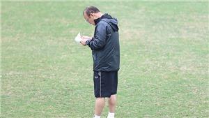 King's Cup và bài toán cho HLV Park Hang Seo