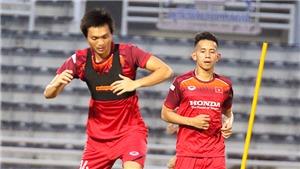 Việt Nam đấu với Thái Lan: Tuấn Anh - Xuân Trường sẽ được HLV Park Hang Seo ưu tiên?