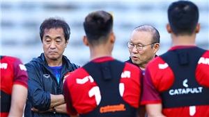 HLV Park Hang Seo mệt mỏi vì áp lực