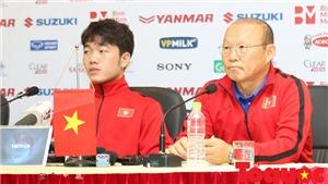 Bình luận viên Quang Huy: 'Hãy đặt niềm tin vào ông Park'