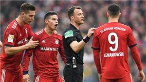 Bayern Munich đã qua thời hoàng kim?
