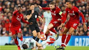 Henderson, thủ quân đáng tin cậy của Liverpool