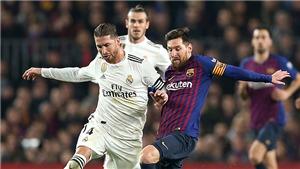 Real Madrid vs Barca: Trận Kinh điển của Messi
