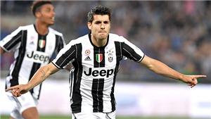 Alvaro Morata: Trở lại và trừng phạt người cũ Juve?