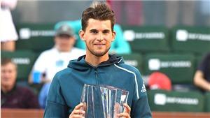Dominic Thiem: Hạ Federer bằng tinh thần… Nadal