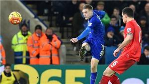 Liverpool vs Leicester City (3h00, 31/1): Ngày Vardy đe dọa Anfield