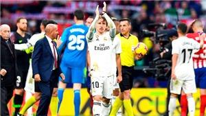 Real Madrid tốt nhất khi Modric hay nhất