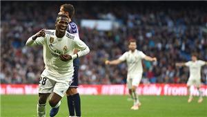 Real Madrid và hành trình lột xác của Vinicius