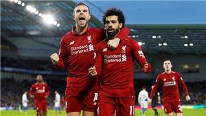 Liverpool đã mang hình bóng nhà vô địch