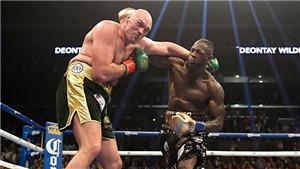 Deontay Wilder bảo vệ thành công danh hiệu WBC: Những cú đấm cứu sống cuộc đời họ