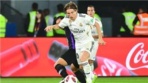 Luka Modric: Theo đuổi hình mẫu của Zidane