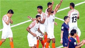 Asian Cup 2019: Thái Lan thua vỡ mặt, sa thải HLV, tụt xa so với Việt Nam?