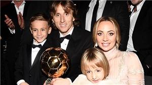 Người làm nên thành công của 'Quả bóng Vàng' Luka Modric