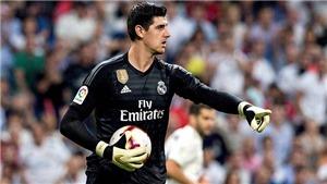 Real Madrid: Xin lỗi Navas, nhưng Courtois quá hay