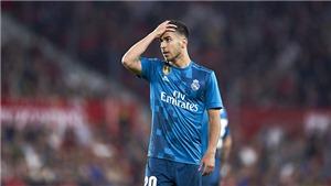 Real Madrid: Chuyện gì đang xảy ra với Marco Asensio?
