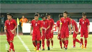 Nhiều bài học từ thất bại của U19 Việt Nam