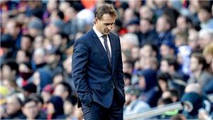 Tại sao Lopetegui thất bại ở Real Madrid?