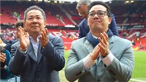 Con trai ông Vichai liệu có kế tục được cha mình ở Leicester?