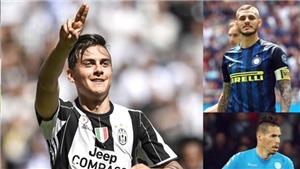 Serie A: Bắt đầu một cuộc đua tay ba