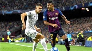 Barcelona không hoàn hảo, tẩy trang cho họ đi, Inter!