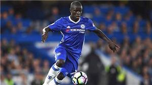 Chelsea: Sarri đang phí phạm Kante như thế nào?