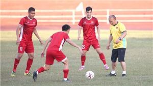 """ĐT Lào vs ĐT Việt Nam (19h30, 8/11): """"Phải thắng để tạo đà tâm lý tốt"""" (VTV6 trực tiếp)"""