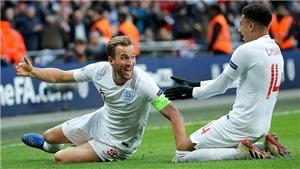 UEFA Nations League: Anh vào vòng chung kết, Croatia xuống hạng