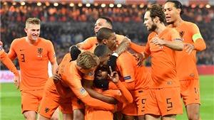 UEFA Nations League: Cơn lốc màu Da cam Hà Lan đang trở lại