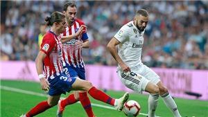 Real Madrid lại hòa derby: Cơn túng quẫn của những nhà vô địch