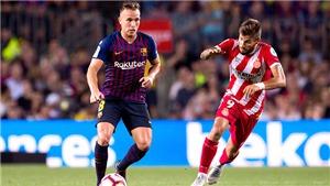 Vấn đề Barca: Xoay vòng - Gót Achilles của Valverde?
