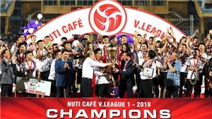 V-League sau vòng 25: 'Chung kết ngược' ở Cần Thơ