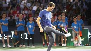 Federer: Đến Thượng Hải để tìm lại chính mình