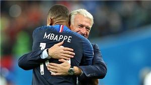 Mbappe sẽ còn thăng hoa nhờ 'người thầy lớn' Deschamps