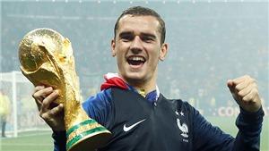 Quả bóng vàng cho Mbappe, cho Griezmann, cho nước Pháp. Tại sao không?