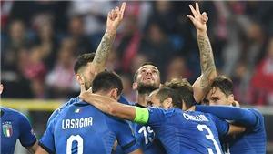 Đội tuyển Italy: Đội quân của HLV Mancini đã bước qua vực thẳm