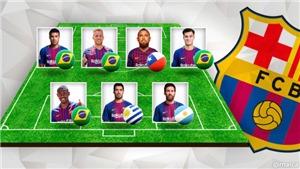 3h ngày 13/8, Barcelona vs Sevilla: Kỉ nguyên Nam Mỹ mới ở Camp Nou