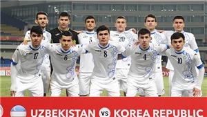 Bây giờ, U23 Uzbekistan mới lộ đội hình tốt nhất