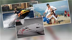 Các môn thể thao độc và lạ ở ASIAD 2018: Từ đá Pes đến... đánh bài