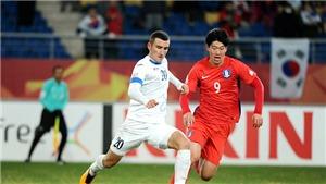 Link xem trực tiếp bóng đá nam Asiad 2018. Trực tiếp U23 Hàn Quốc vs Nhật Bản