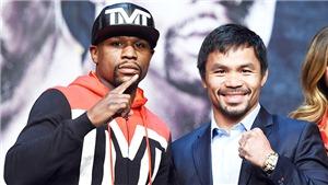 Floyd Mayweather vs Manny Pacquiao sẽ là trận tái đấu thế kỷ
